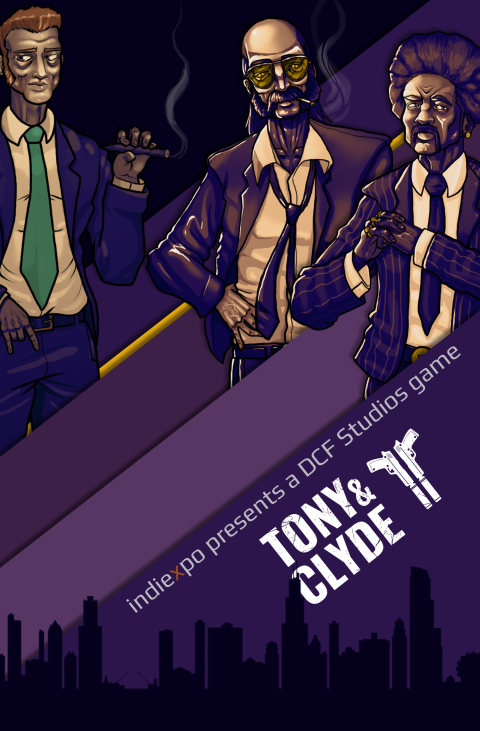 Tony and Clyde – Poster 2