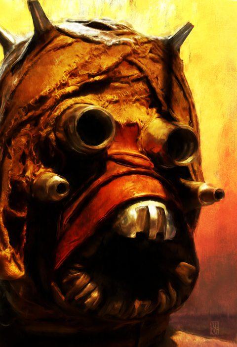 Star Wars, Tusken Raider