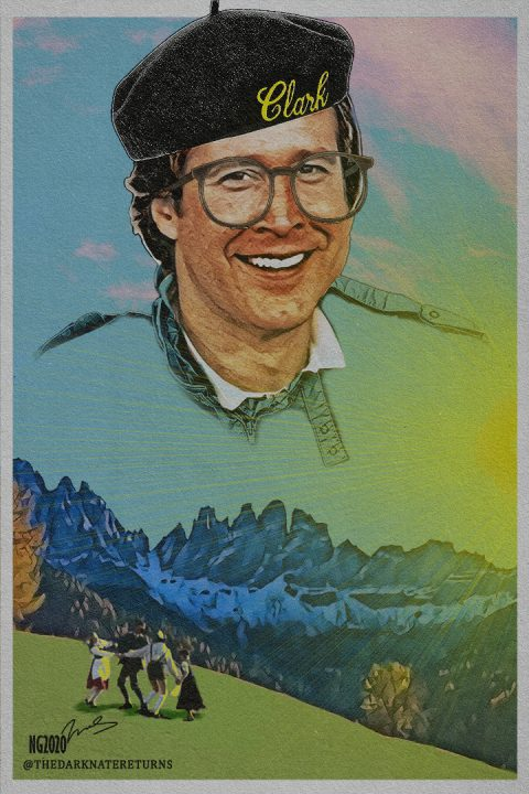 Clark Griswold (NATIONAL LAMPOON'S EUROPEAN VACATION)