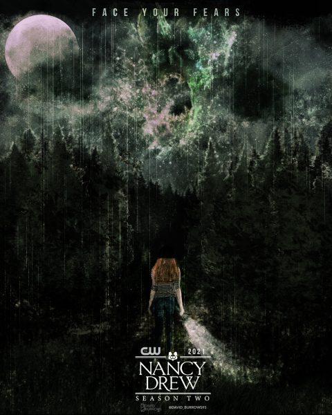 Nancy Drew CW Season 2 Poster