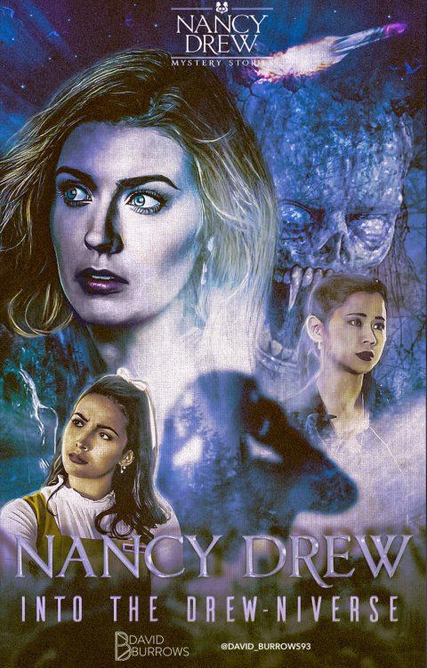 CW Nancy Drew: Into The Drew-niverse Poster