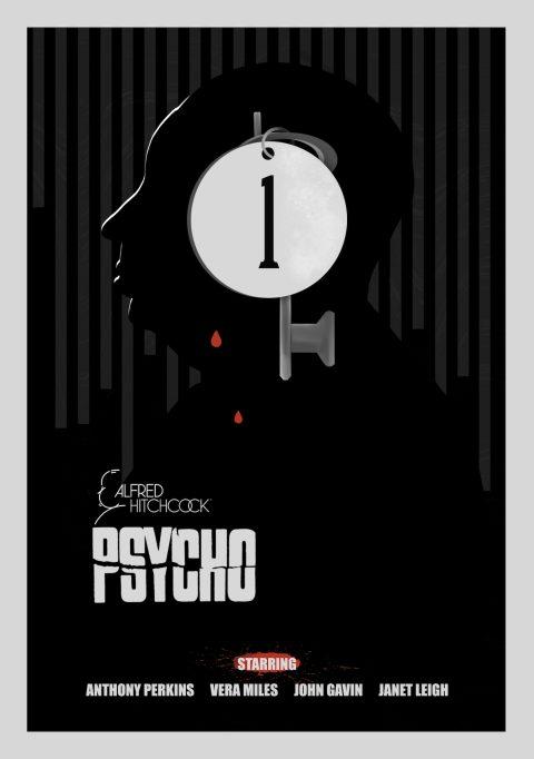 Hitchcock's  Psycho