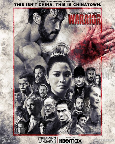 Warrior HBOMax Poster