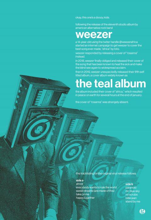 Weezer – The Teal Album