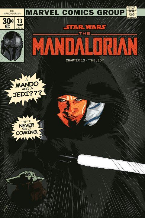 "Ahsoka Tano (""The Mandalorian""º)"