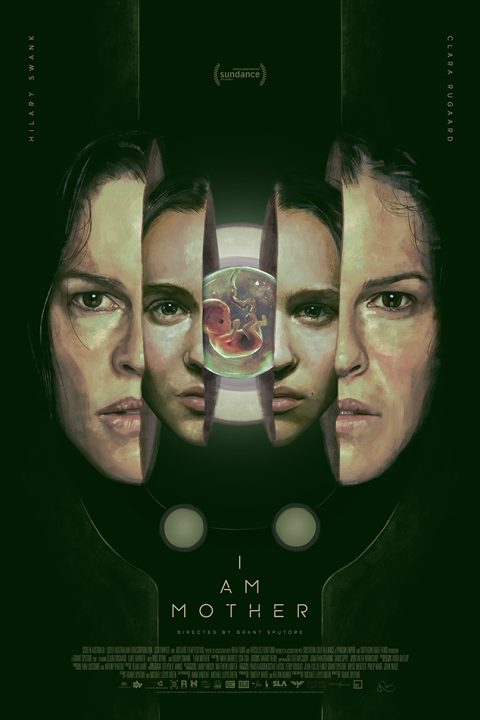 I AM MOTHER Official Poster.