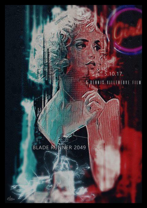 BLDE RUNNER 2049 [DualColor Lollypop][V2]
