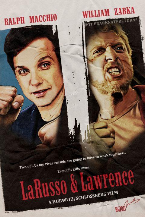 LaRusso & Lawrence (Cobra Kai – Season 3)