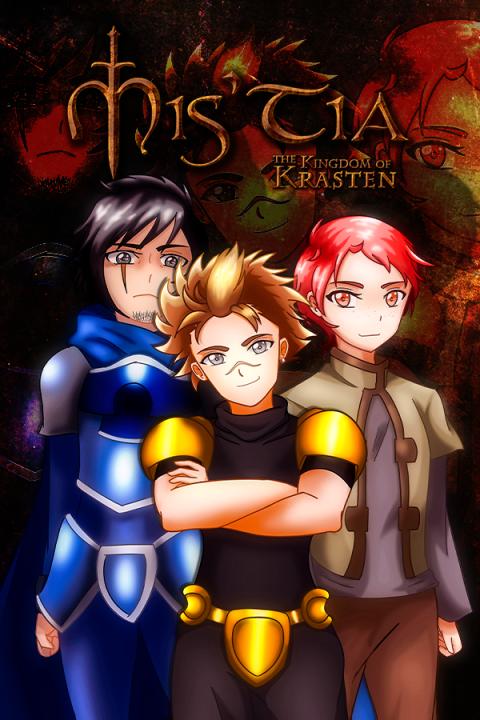 Mistia – Poster 4