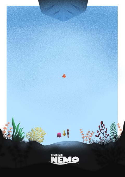 Finding Nemo by Simon Fairhurst