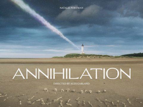 Annihilation (2018)- Quad