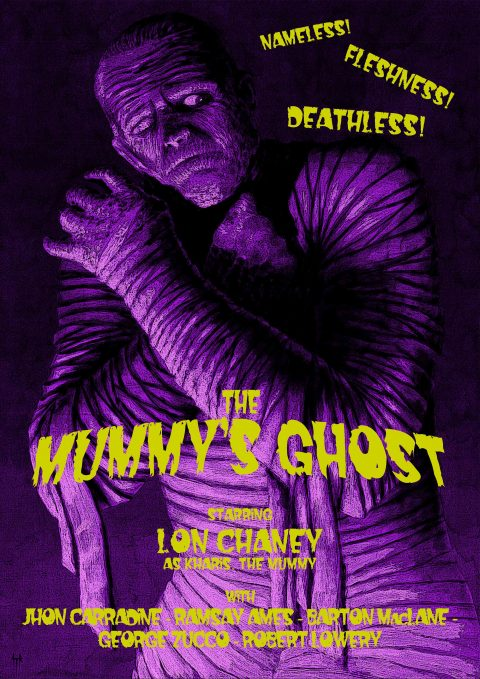 The Mummy' Ghost