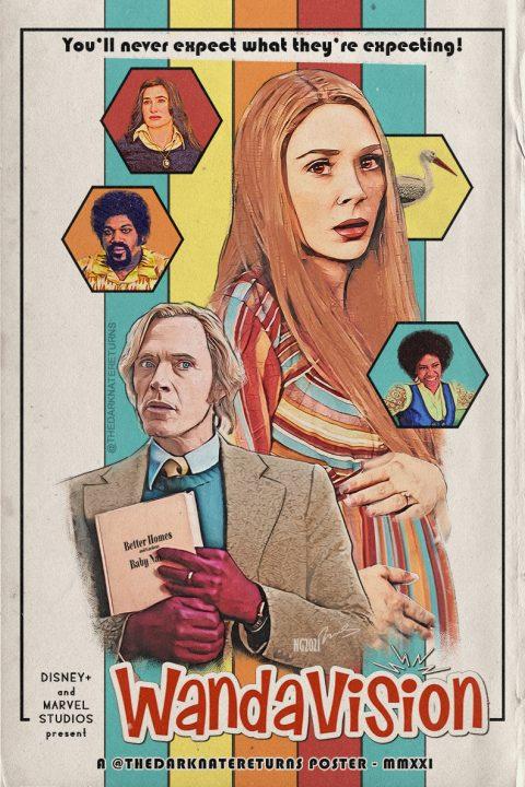 70's WandaVision