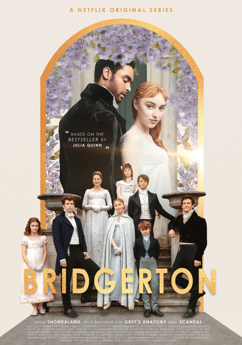 Bridgertons – NETFLIX SERIES