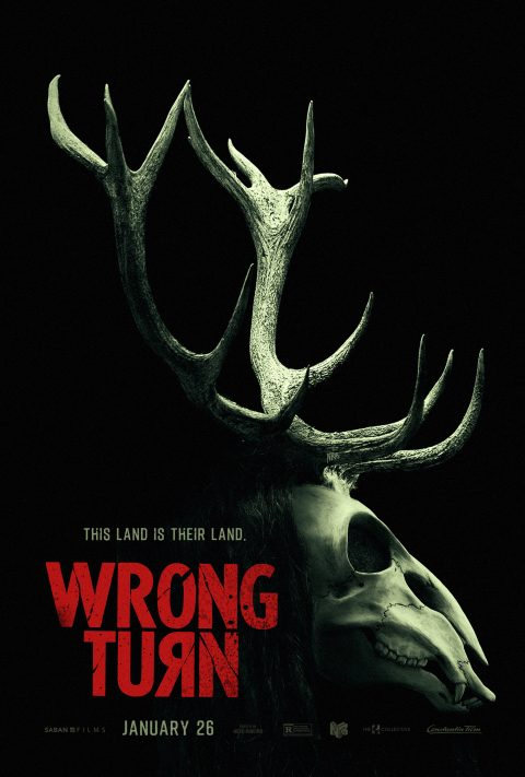 Wrong Turn (The Foundation) – Poster (2021)