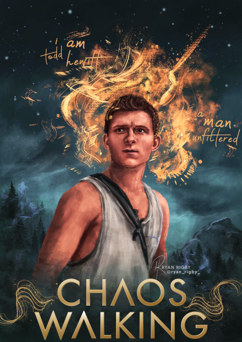 A Man Unfiltered – Chaos Walking