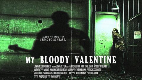 My Bloody Valentine (2009) Original 1981 Style Poster