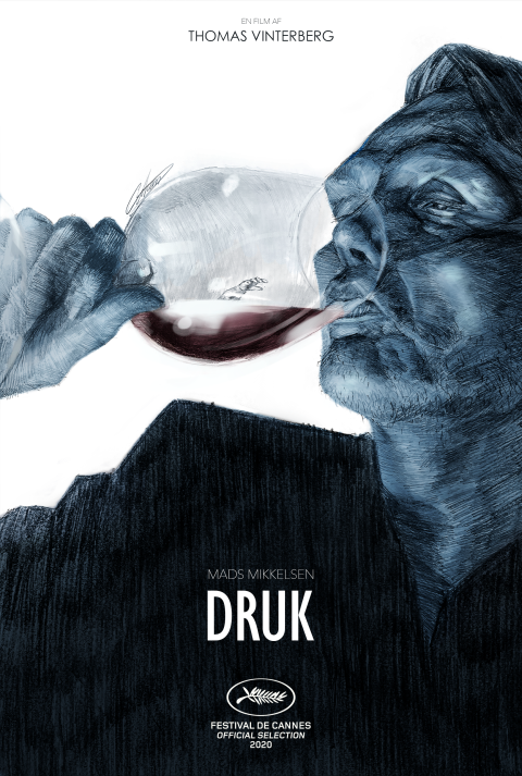 Druk | Another Round (actually not a Hannibal poster)