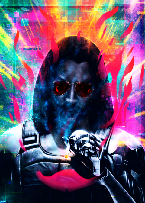 Cyberpunk 2077 – Johnny Silverhand