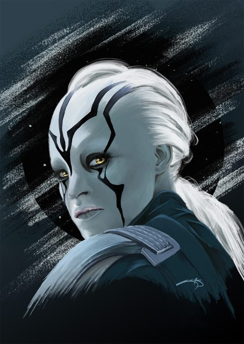 Jaylah – Star Trek Beyond
