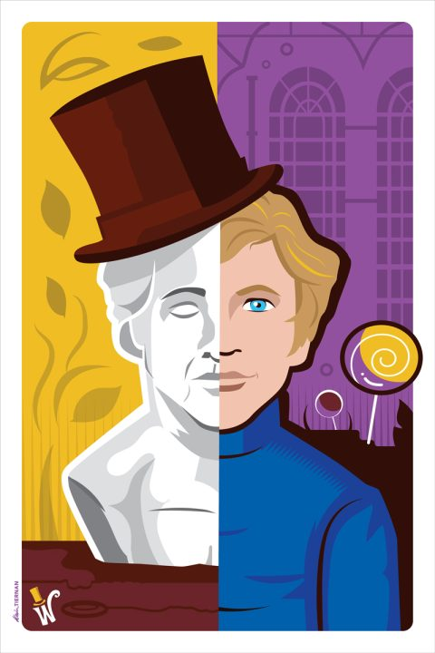 Willy Wonka Poster – Gallery1988