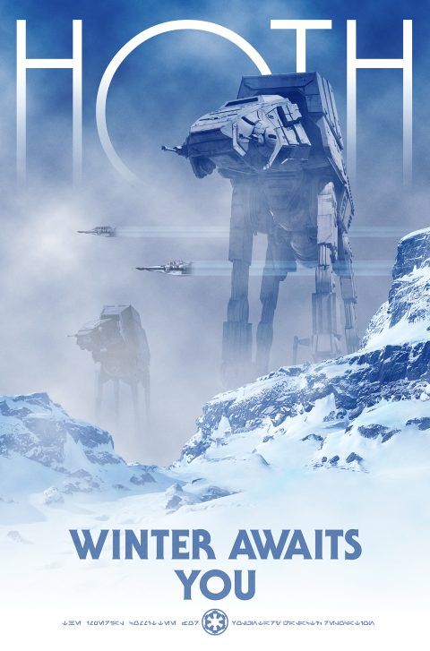 HOTH: Winter Awaits You