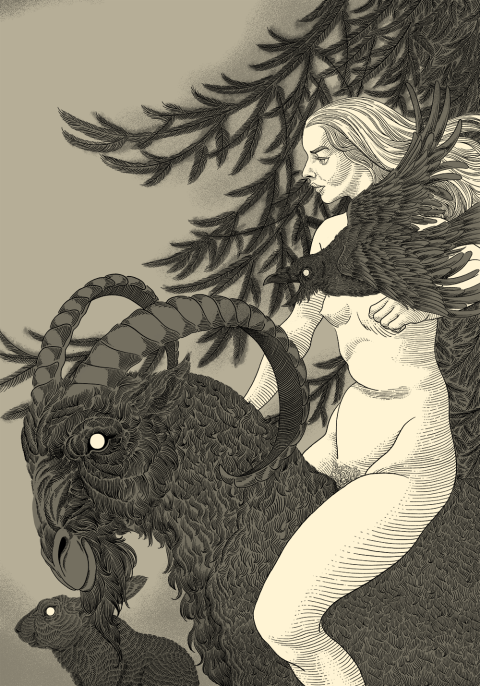 The Witch: A New Enngland Folktale
