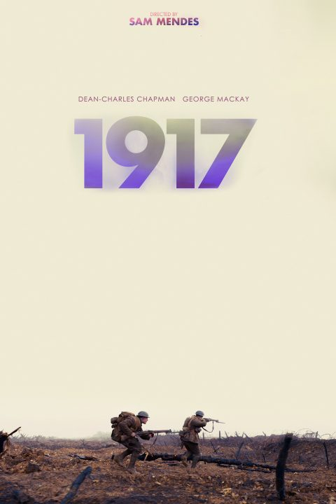 1917 poster