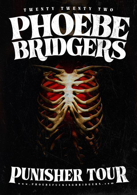 Phoebe Bridgers Punisher Tour
