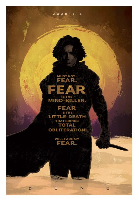 Dune – Fear is the Mind-Killer