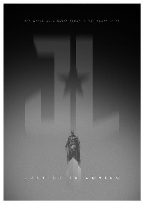 Justice League – Character Poster – Batman