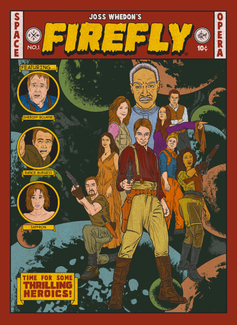 FIREFLY ARTBOOK ART SUBMISSION BY ME VIA TITAN BOOKS