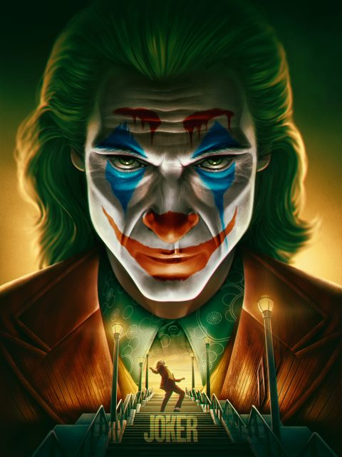 Joker movie poster2