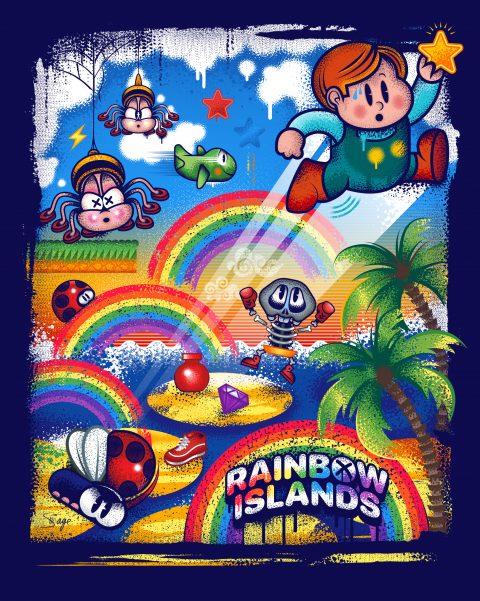 Rainbow Islands – Retro Classic 2