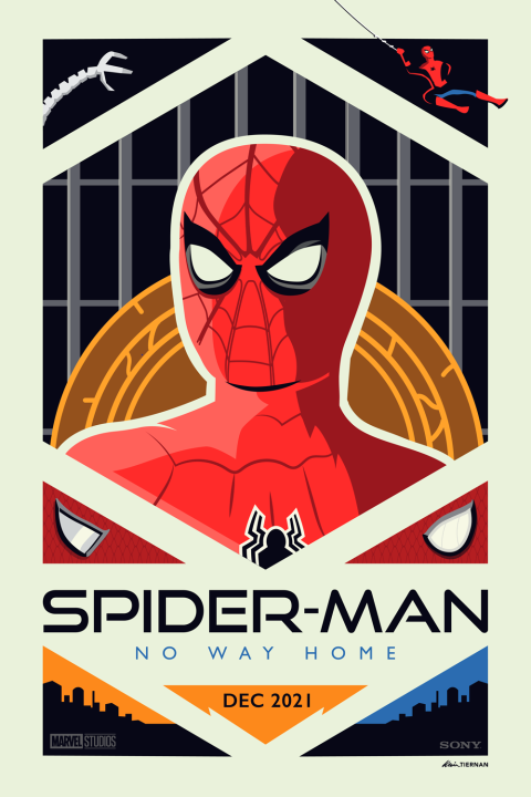 Spider-Man: No Way Home Poster