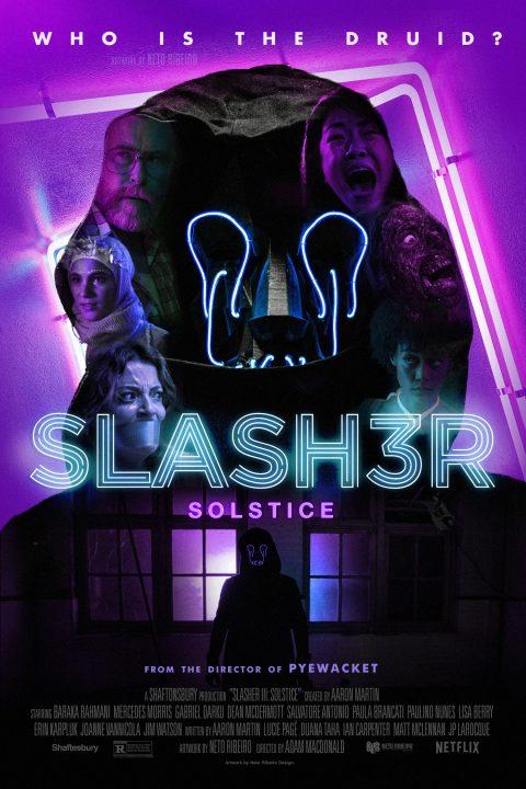Slasher Season 3: Solstice –  Poster