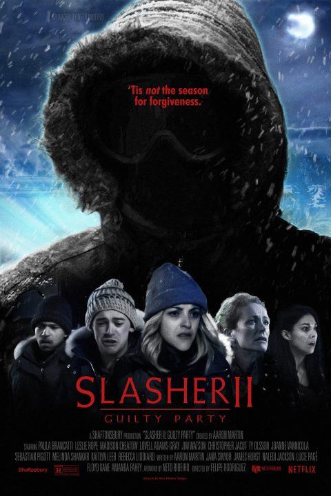 Slasher Season 2: Guilty Party –  90's Poster