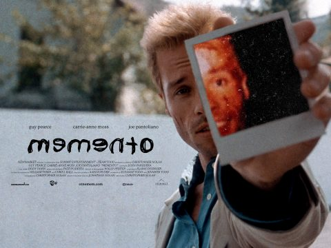 Memento – 1 Sheet, Quad and Quote Variants