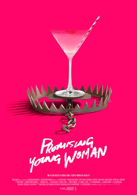 Promising Young Woman: Pink Variant
