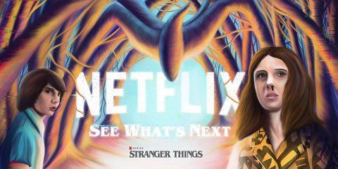 Stranger Things for Netflix