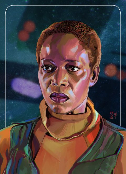 Lily Sloane – Star Trek First Contact