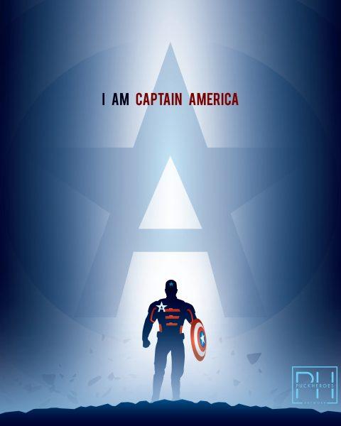I Am Captain America