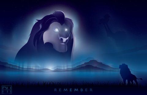 Remember (Landscape)