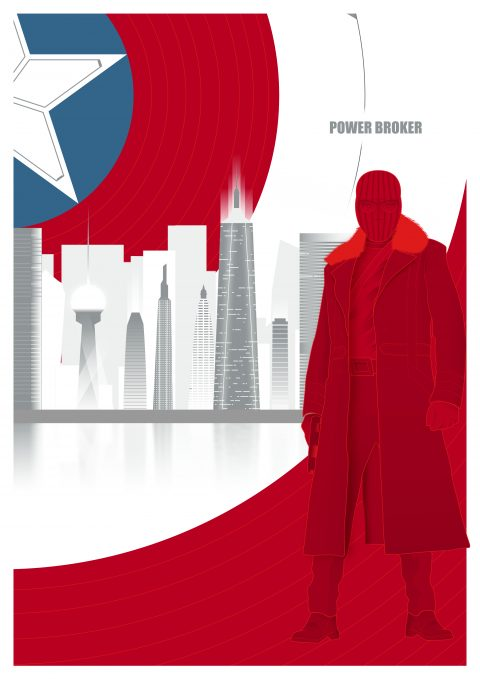 The Falcon and Winter Soldier: Power Broker