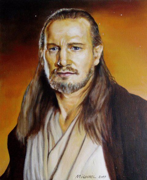 Star Wars saga: Qui-Gon Jinn