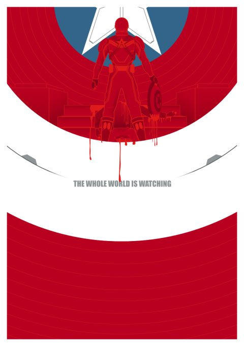 The Falcon and Winter Soldier: The Whole World Is Watching