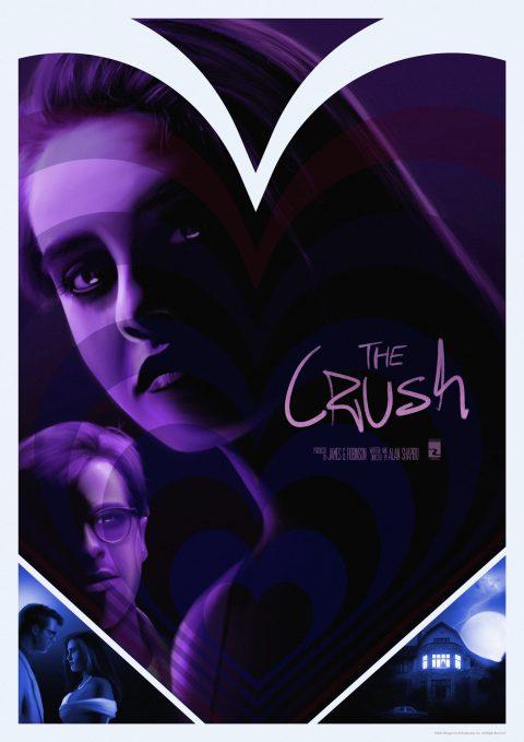 The Crush – Alternative movie poster