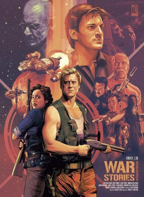 Firefly 1.10 – War stories