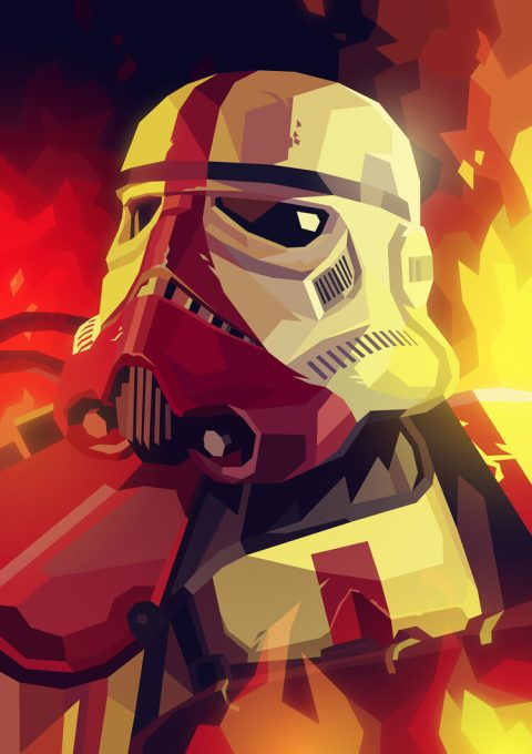 Incinerator Trooper