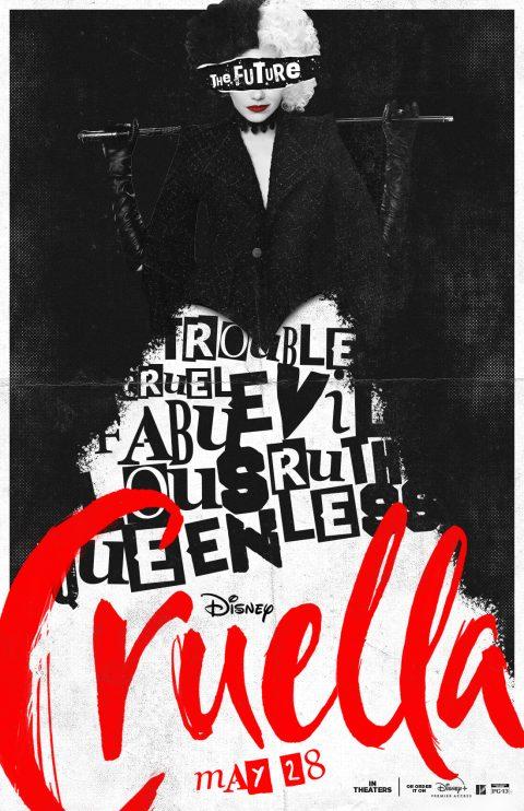 Hello Cruel World – Disney's Cruella Fan Art